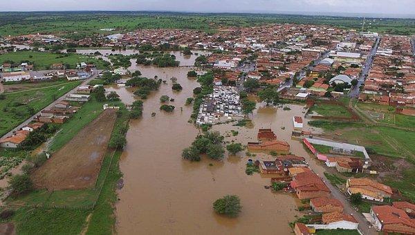 Defesa Civil diz que não há risco de novo rompimento de barragem em Pedro Alexandre