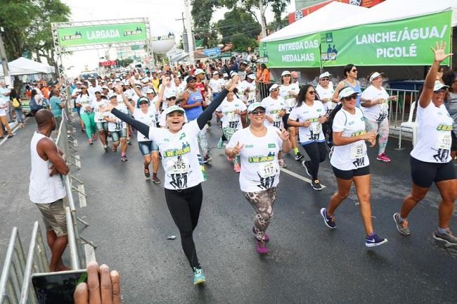 Corrida 2 de Julho marca comemoração da Independência da Bahia em Camaçari