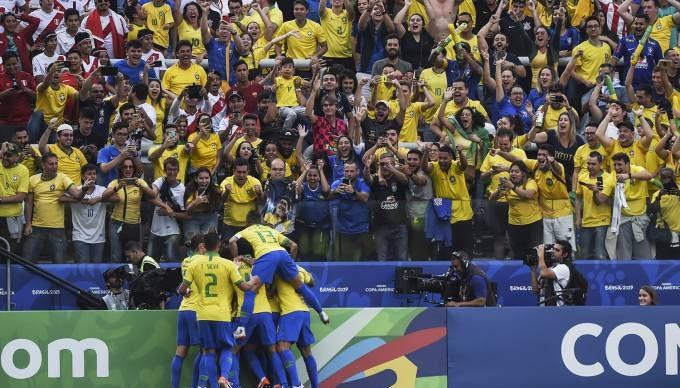 Final da Copa América tem renda recorde de R$ 38,7 milhões