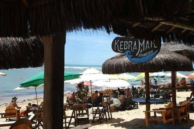 MPF quer demolir a Cabana Kebra Mar no litoral de Porto Seguro