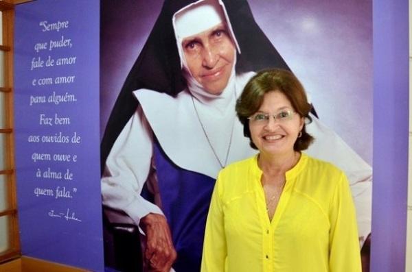 Câmara de Salvador vai homenagear gestora da OSID com Medalha Irmã Dulce