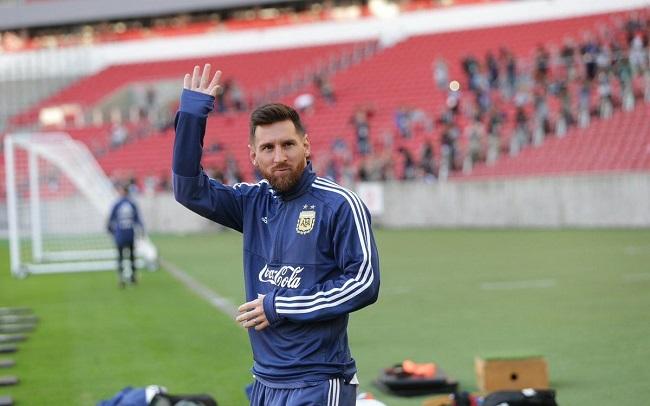 Argentina e Chile disputam 3º lugar da Copa América neste sábado