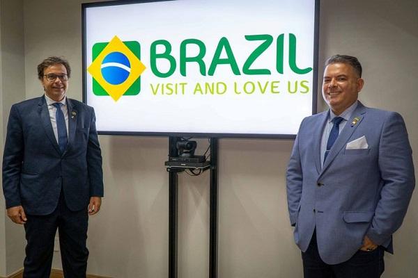 Embratur desenvolve nova marca para divulgar o Brasil no exterior