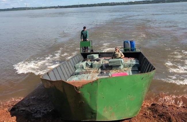 Secretaria de Operações Integradas recupera R$ 35 milhões em produtos de contrabando nas fronteiras
