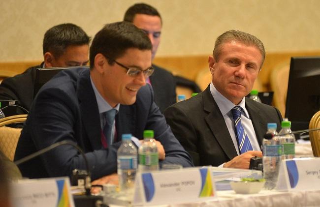 Popov e Bubka negam ter recebido propina para votar a favor da Rio 2016