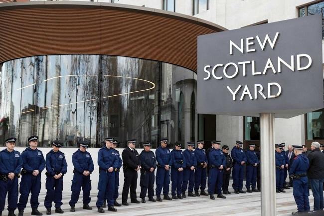 Polícia de Londres, Scotland Yard tem perfil no Twitter hackeado