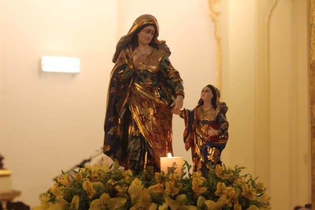 Feira terá missas e procissões em homenagem a Nossa Senhora de Santana