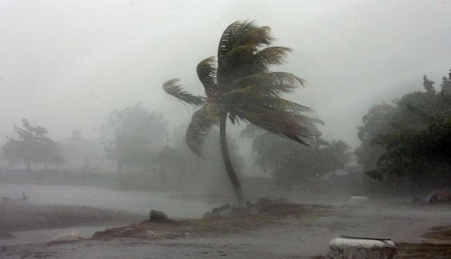 Marinha alerta para mau tempo com ventos de até 75km/h na Bahia