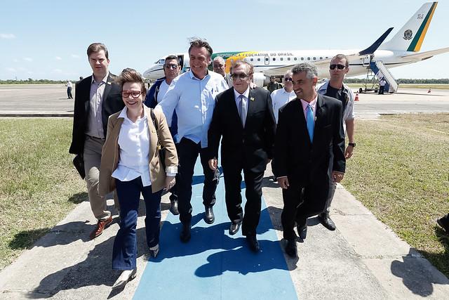 "Bolsonaro: ""Acordo Mercosul-UE vai beneficiar setor de fruticultura"""