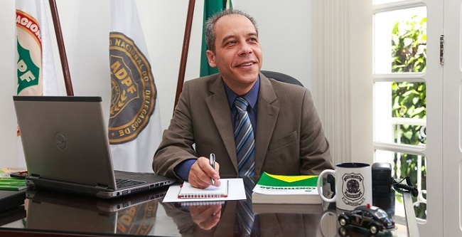 Diretor da ADPF-BA, Rony Silva será homenageado pela Câmara de Salvador