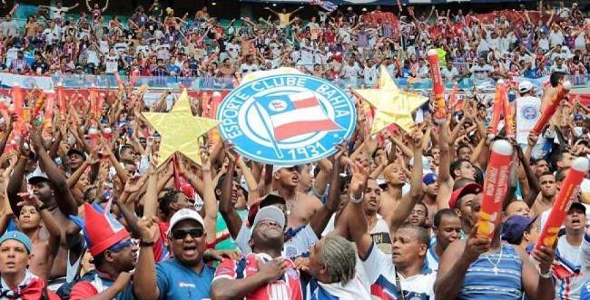 Bahia vai receber R$ 23 milhões mensais por cota de TV do Brasileirão