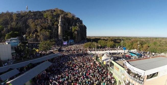 Festa do Santuário de Bom Jesus da Lapa acontece nesta terça no Oeste Baiano