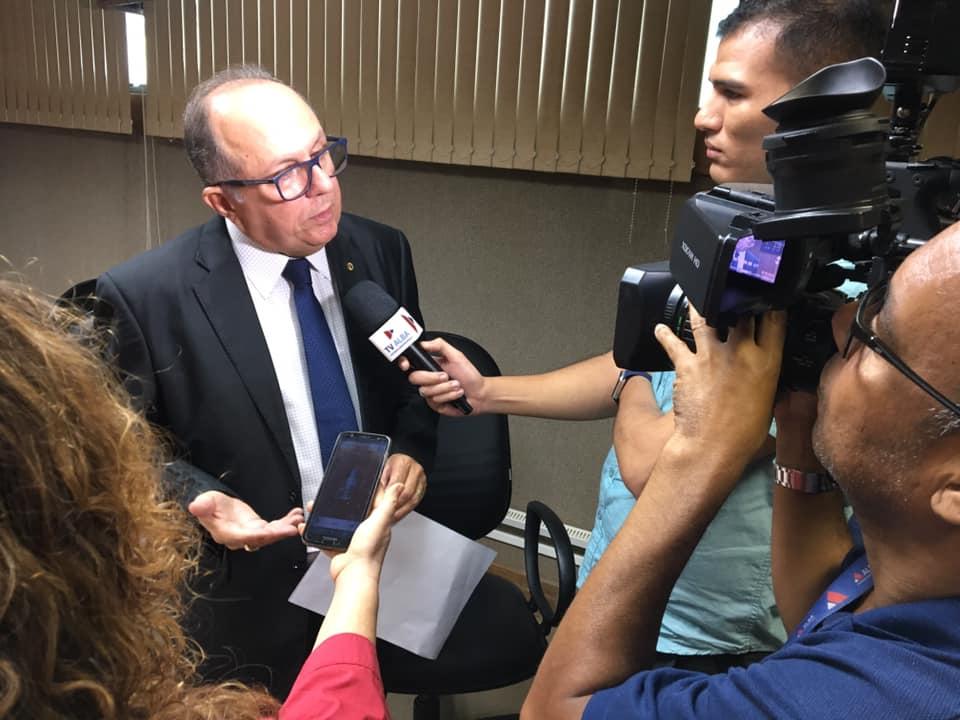 Arimateia pede que Comissão de Saúde da ALBA visite Hospital e Maternidade em Itabuna