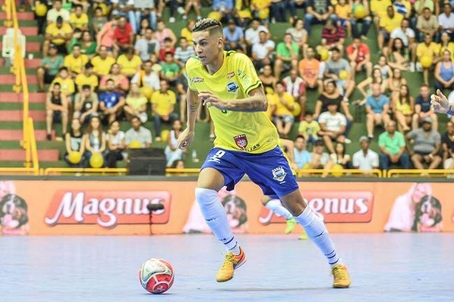 Pivô da Seleção de Futsal é assassinado no Rio Grande do Sul