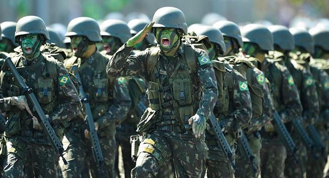 Forças Armadas vão auxiliar na logística e segurança do Enem