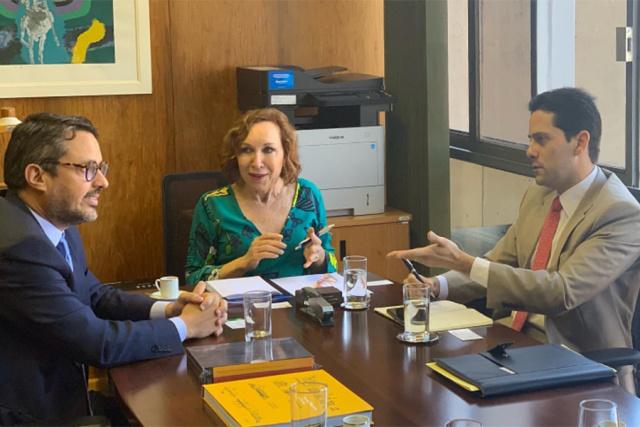Setur apresenta em Brasília projetos para promoção do destino Bahia