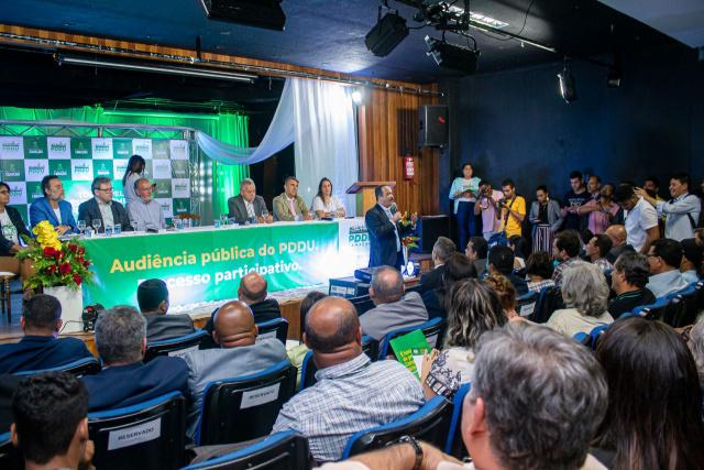 Audiência pública lança a revisão do novo PDDU de Camaçari