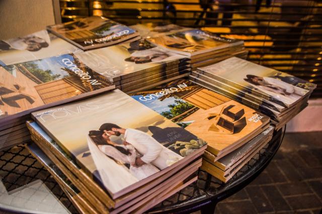 Tatau e lançamento de revistas animam a mostra Casas Conceito na Bahia Marina