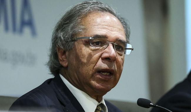 Guedes avisa que se a Argentina se fechar, o Brasil vai sair do Mercosul
