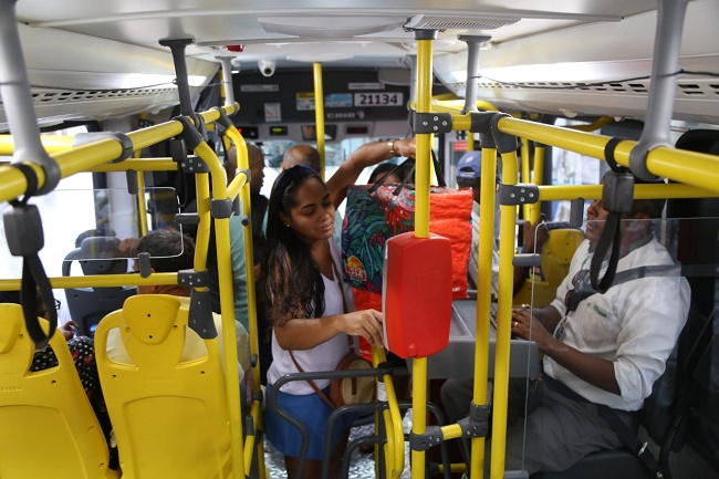 Linha Ribeira-Pituba começa a operar com ar-condicionado na quarta