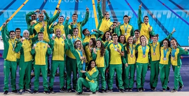 Com 54 ouros (até agora), Brasil faz sua melhor campanha
