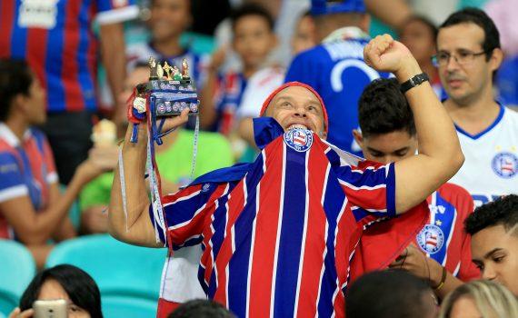 Bahia encara o Nacional-PAR nesta quarta pela Sul-Americana