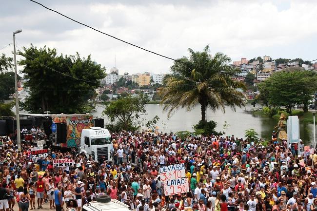 Festival da Primavera termina no domingo com Volta no Dique