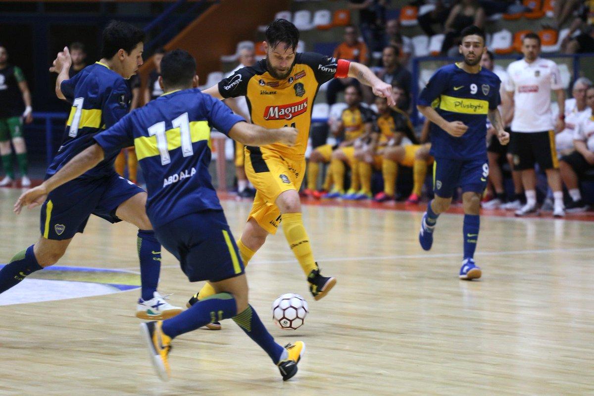 Sorocaba vence o Boca e conquista tricampeonato mundial de Futsal