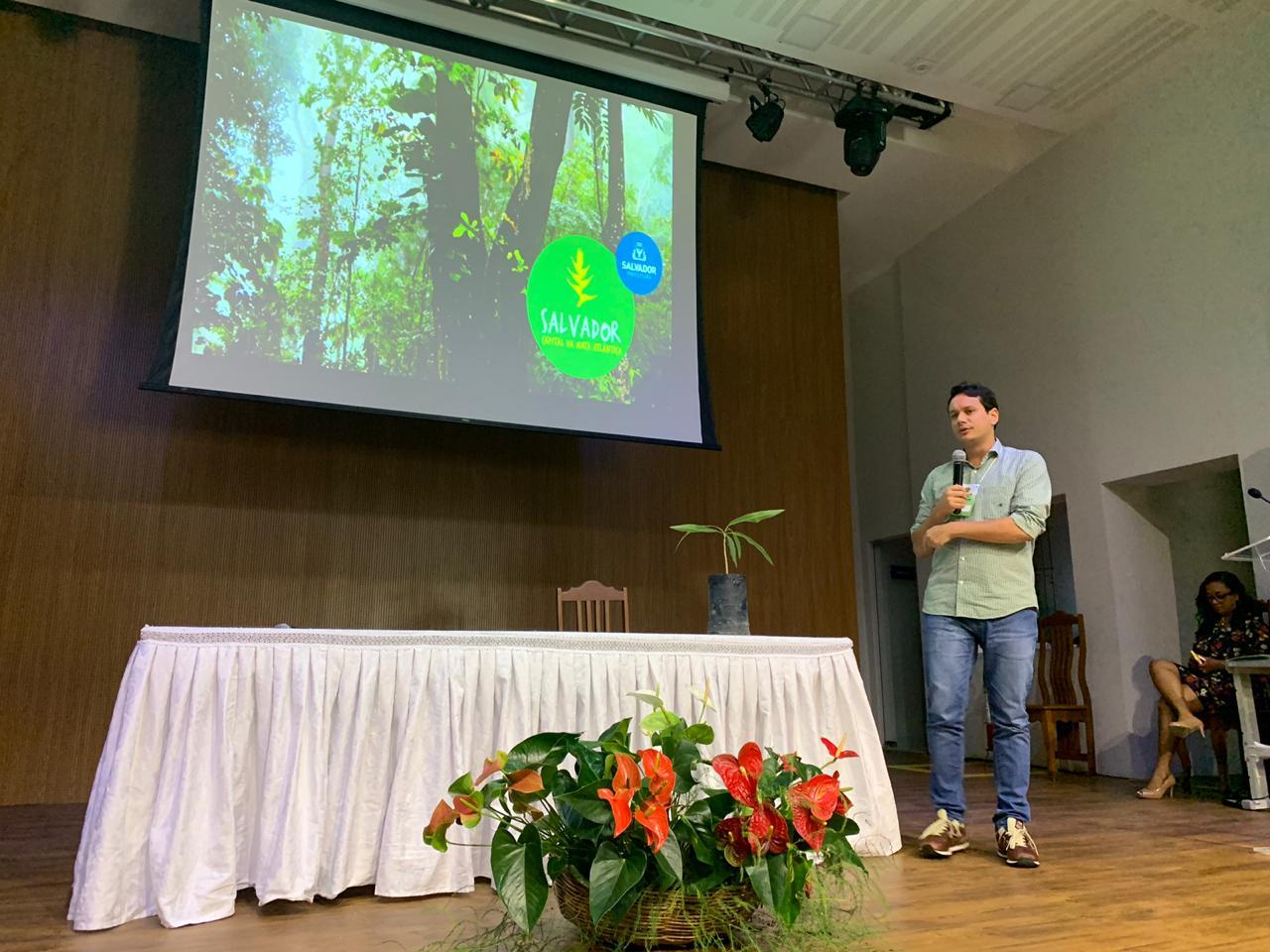 Encontro Nordestino de Arborização Urbana será realizado em Salvador