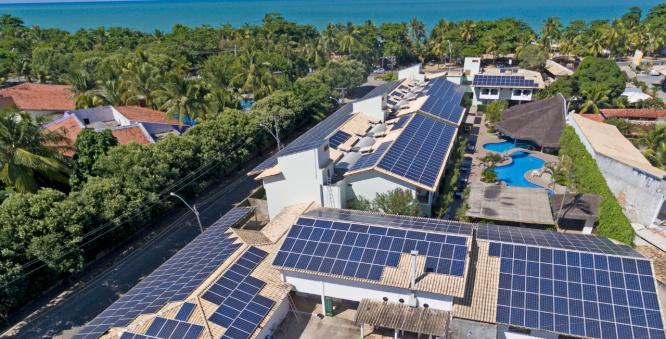 Bahia pode ampliar em 92% a potência instalada de energia solar de geração distribuída