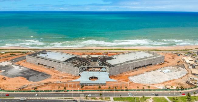 Trade turístico já articula eventos para o Centro de Convenções de Salvador