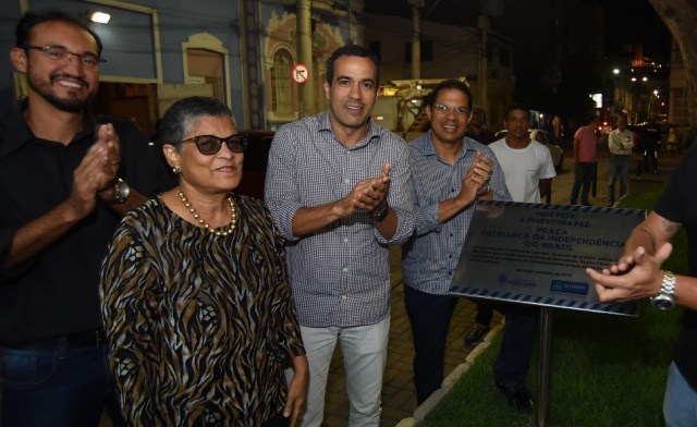 Bruno Reis anuncia requalificação do Jardim Brasil ao inaugurar praça na Barra