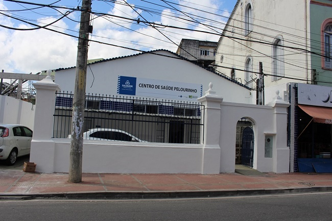 Centro Histórico de Salvador vai ganhar novo posto de saúde nesta segunda