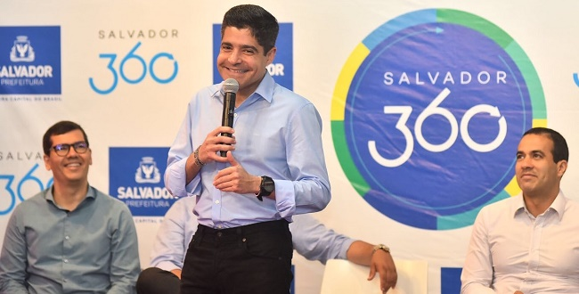 ACM Neto é convidado para inauguração de nova unidade do Atacadão em Salvador