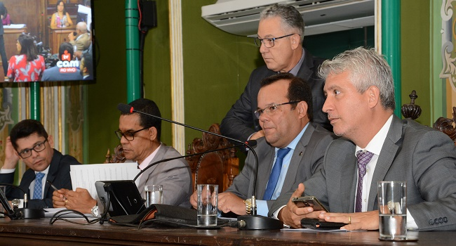 Câmara de Salvador arrecada donativos para comunidades afetadas pelas chuvas