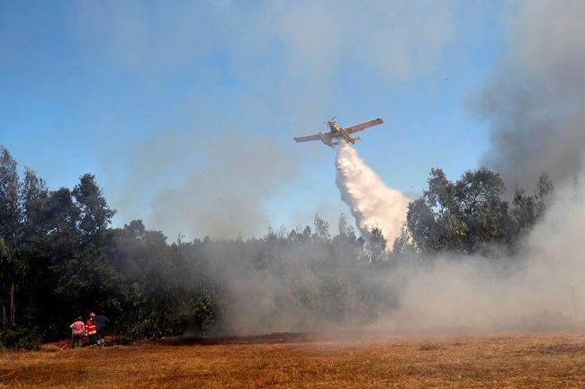 Incêndios colocam Portugal em alerta máximo