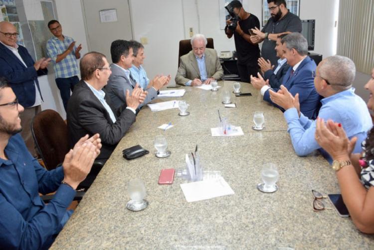 Seinfra lança licitação para construção do aeroporto de Bom Jesus da Lapa