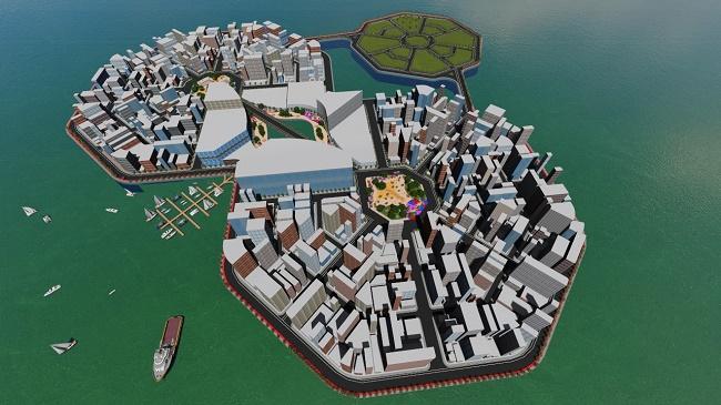 Feira da Construção Norte/Nordeste vai debater projeto de Cidade Flutuante Sustentável