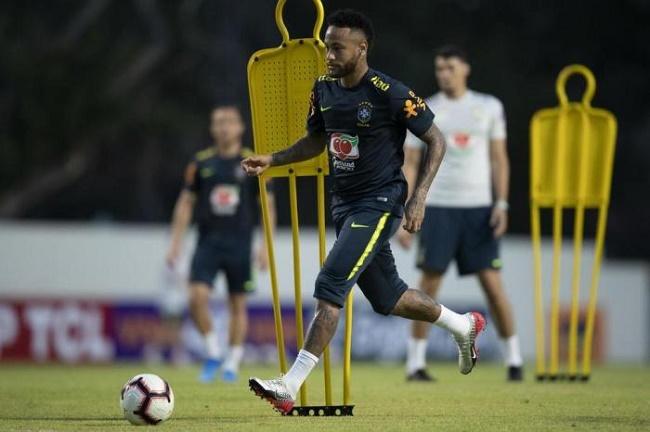 Brasil joga amistoso contra Senegal nesta quinta-feira