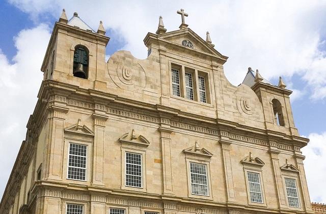Missa marca 344 anos da elevação da Diocese à Arquidiocese de Salvador