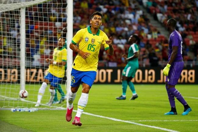 Em amistoso, Brasil e Senegal empatam em 1 a 1; veja os gols
