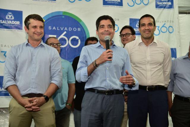 Salvador inicia o projeto de Trânsito Calmo pela Pituba