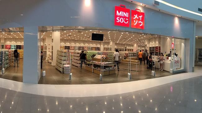 Rede japonesa MINISO vai inaugurar loja nesta sexta em Salvador