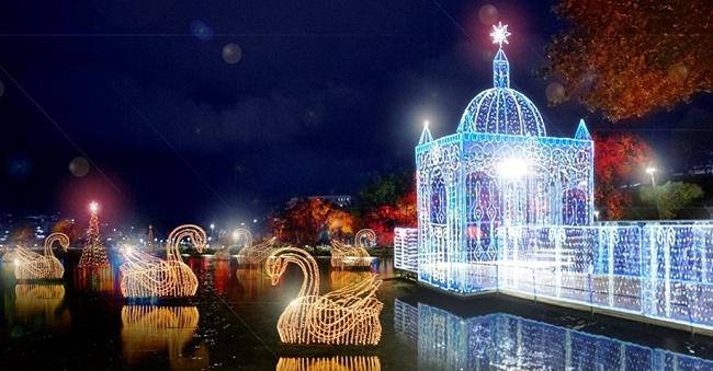 Natal 2019 de Salvador será ampliado na iluminação e na programação cultural