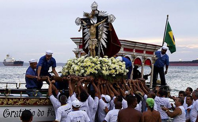 Arquidiocese de Salvador vai lançar campanha de restauro da Galeota Gratidão do Povo