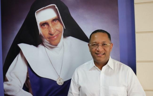 Joceval Rodrigues vai acompanhar canonização de Irmã Dulce no Vaticano