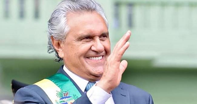 Governador de Goiás, Ronaldo Caiado sofre infarto e está internado