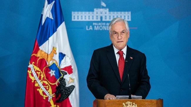 Governo e oposição fazem acordo para convocar plebiscito no Chile