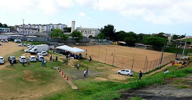 Campo da Pronaica será transformado em arena pela Prefeitura de Salvador