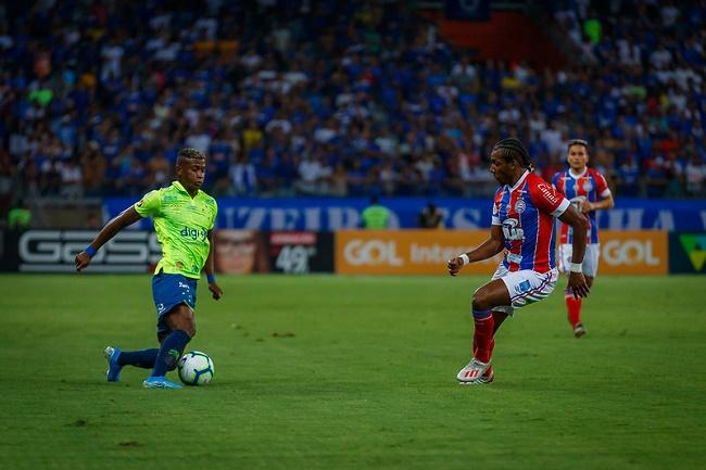 Bahia e Cruzeiro empatam em 1 a 1 no Mineirão; veja os gols